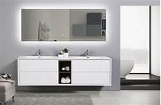 Badmöbel Set Aufsatzwaschbecken - badm 246 bel sets in wei 223 187 wei 223 e badezimmerm 246 bel sets