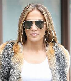 jennifer lopez style fashion exiting z100 studios in nyc
