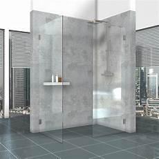 Duschwand Glas Walk In - duschabtrennungen aus glas ohne aufpreis ma 223 gefertigt