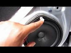 How To Remove Door Panel And Install Speakers On A 2010