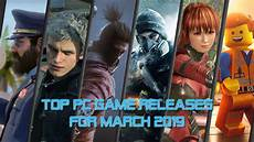 top pc game releases for march 2019 allkeyshop com