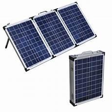 solaire pas cher 3 panneaux solaire pliable portable 60w pas cher en promotion