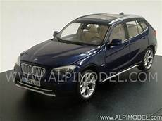 bmw x1 1 43 schuco bmw x1 2010 metallic blue 1 43 scale model