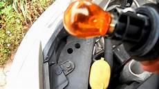 Comment Changer Une Oule Clignotant Avant Clio 3