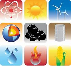 which term represents a form of energy what type of energy does this symbol represent name the