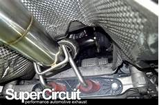 supercircuit exhaust pro shop vw golf mk6 gti catless