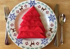 5 easy festive napkin folds for the holidays mnn