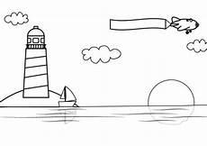 Malvorlagen Meer Und Strand Deutschland Kostenlose Malvorlage Sommer Sonnenuntergang Am Meer Zum