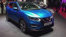 2017 Nissan Qashqai Facelift Walkaround At Geneva Motor