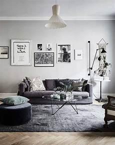 wohnideen wohnzimmer grau wandgestaltung grau auf was sie achten sollten