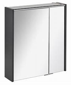 spiegelschrank 60 cm fackelmann denver led spiegelschrank 60 cm breit schwarz