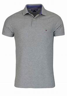 hilfiger performance poloshirt halbarm slim fit