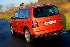 Athens Car Vw Cross Touran 2006 Photo Files