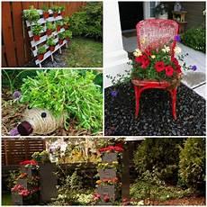 Do It Yourself Ideen Garten - gartenideen zum selbermachen gartendekoideen gartenideen