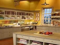 martha stewart craft room crafty spaces pinterest
