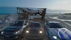 Forza Horizon 3 Course Poursuite Avec Des Voitures