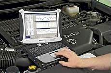 Valise De Diagnostique Auto Pc Panasonic Toughbook Cf 19