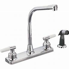 high rise kitchen faucet 2 handle high rise kitchen faucet theisen s home auto