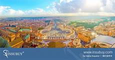 vatican city travel insurance