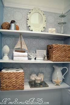 bathroom shelves decorating ideas how to decorate shelves