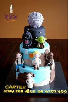 17 best images about star wars star trek cakes pinterest yoda cake lego cake and star
