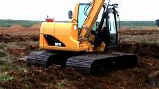 cat equipment caterpillar 307 excavator used youtube