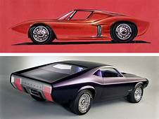 Design History Ford Mustangs That Never Were  Car Body