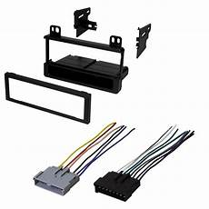 2008 ford car stereo wiring ford 1995 2008 ranger car stereo dash install mounting kit wire harness radio antenna