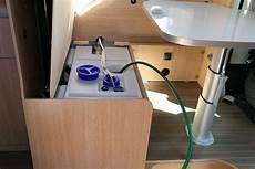 wie reinige ich den wassertank im wohnmobil