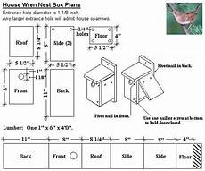 wren house plans house wren bird house plans cub scouts and activity days