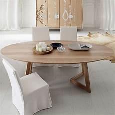 table design ovale en bois massif toledo seven 4 pieds