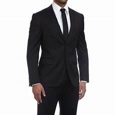 costume noir homme achat costume homme cintr 233 noir dario