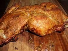 Lammkeule Mit Knochen - lammkeule klassisch mit knochen im ofen gebacken