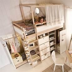 Hochbett Auf Schrank - hochbett selber bauen mehr als 100 ideen und