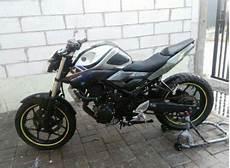 Yamaha Mt 25 Modifikasi Fighter by Kumpulan Foto Modifikasi Yamaha Mt 25 Fighter Keren