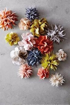 fleur tissu mariage diy des broches en fleurs et en tissu mariage