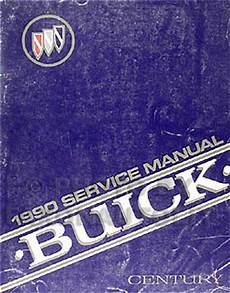 best car repair manuals 1990 buick century on board diagnostic system 1990 buick century repair shop manual original