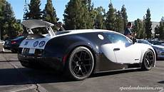 Black And Bugatti by Black And White Bugatti Veyron Supersport At Supercar