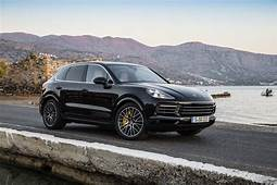 2018 Porsche Cayenne S Review The Complete Mean Machine