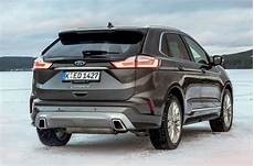 Ford Edge Axed From Uk Sale Just Months After Facelift