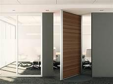 modern wooden front pivot door