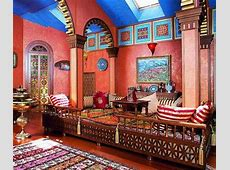 Moroccan Style, Home Accessories and Materials for