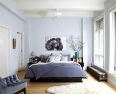 schlafzimmer gestalten blau braun bedroom decor