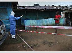 ebola fatality rate worldwide