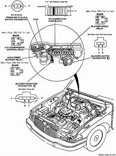 1994 buick century engine diagram fan heater blower works intermittently on my 1994 buick la saber the lights on the buttons are