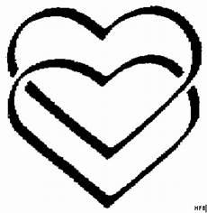 Malvorlagen Gratis Herzen Herzen 2 Ausmalbild Malvorlage Gemischt