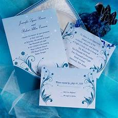 Blue Wedding Invitation wedding by designs blue wedding invitations fresh and