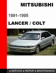 free online auto service manuals 1992 plymouth colt interior lighting mitsubishi lancer 1991 1995 oem factory and 50 similar items