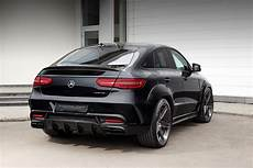 gle coupé mercedes topcar s inferno is a mercedes gle coupe on steroids