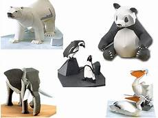Papercraft Tiere I Chip